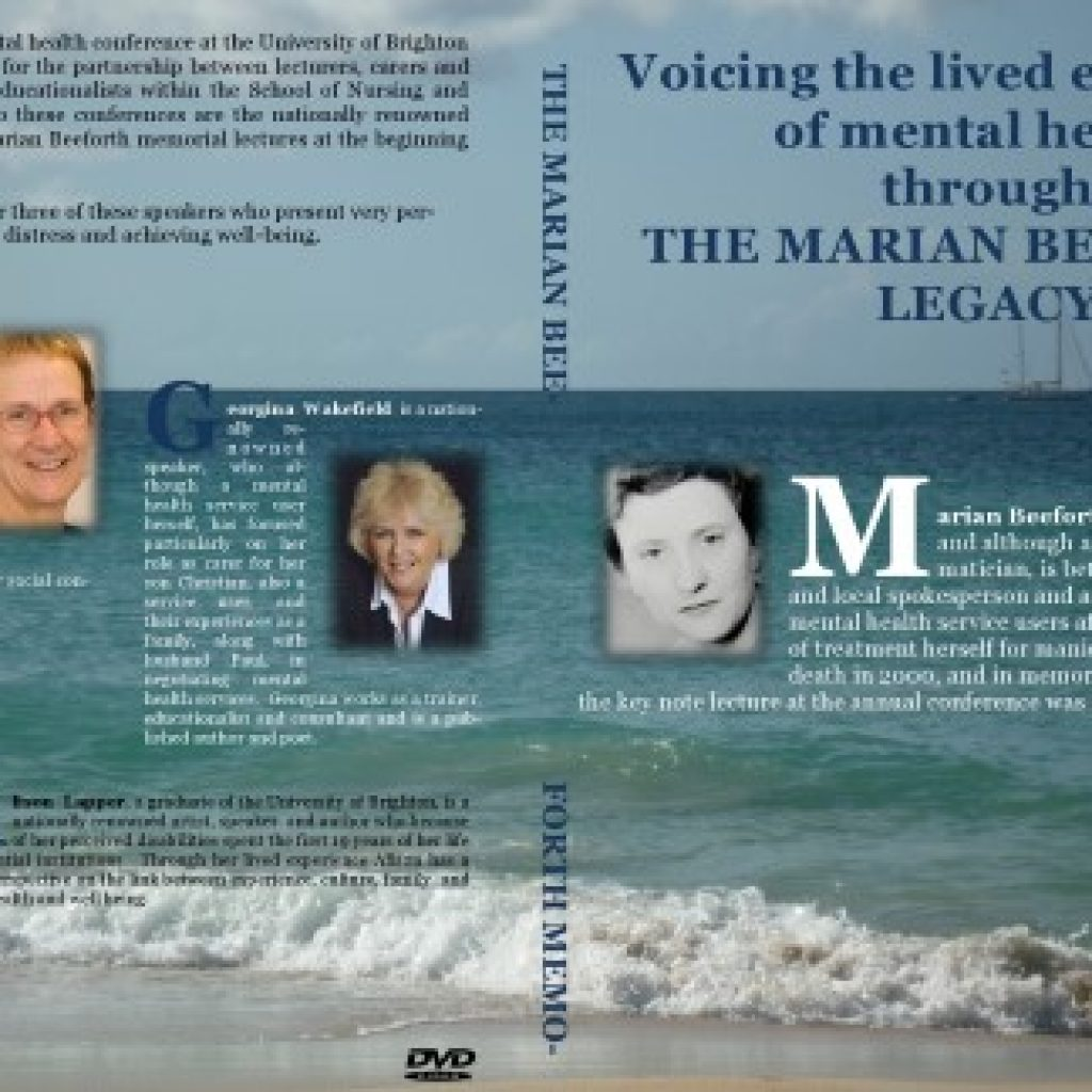 The Marian Beeforth Legacy